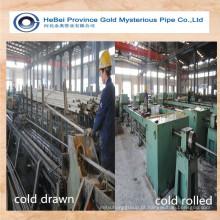Precision Seamless Carbon Steel Pipe fabricado na China