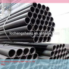 Precision seamless A106 hot rolled steel pipe and tubes