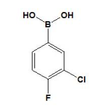 3-Chloro-4-Fluorophenylboronic Acidcas No. 144432-85-9