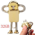 Mini Metall Modell Iron Man USB Stick