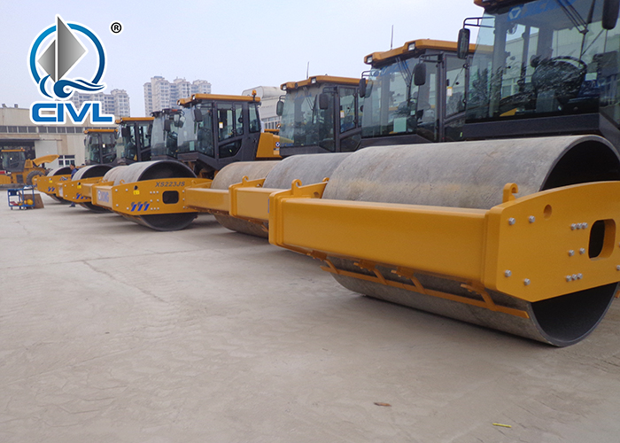 Xx223h Single Drum Vibratory Roller