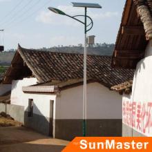 Alumbrado público con energía solar Jinhua 50W