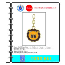 Mobile Phone Key chain metal