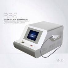 2018 mais novo !! Veia vascular da cara da terapia da aranha indolor das veias de RBS para rupturas vasculares da remoção
