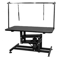 Cheap price square hydraulic pet beauty workbench for dog
