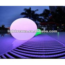 50cm RGB IP68 waterproof led balll
