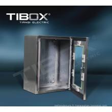 Double porte Aluminium Enclosure Customize Size