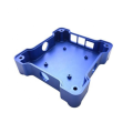 Fabrication en aluminium de pièces usinées en plastique OEM
