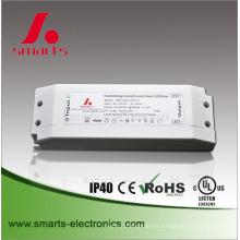 IP20 boîtier en plastique 350MA 60V courant constant triac dimmable LED driver