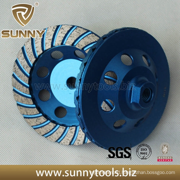 China Professional Various Usages High Quality Grinding Diamond Cup Wheel