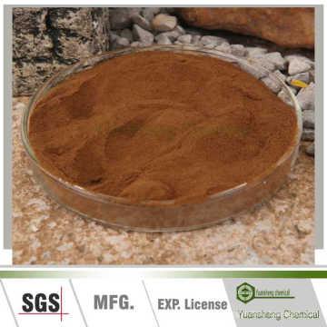 Lignosulfonate de sodium de l'agent auxiliaire chimique (MN)