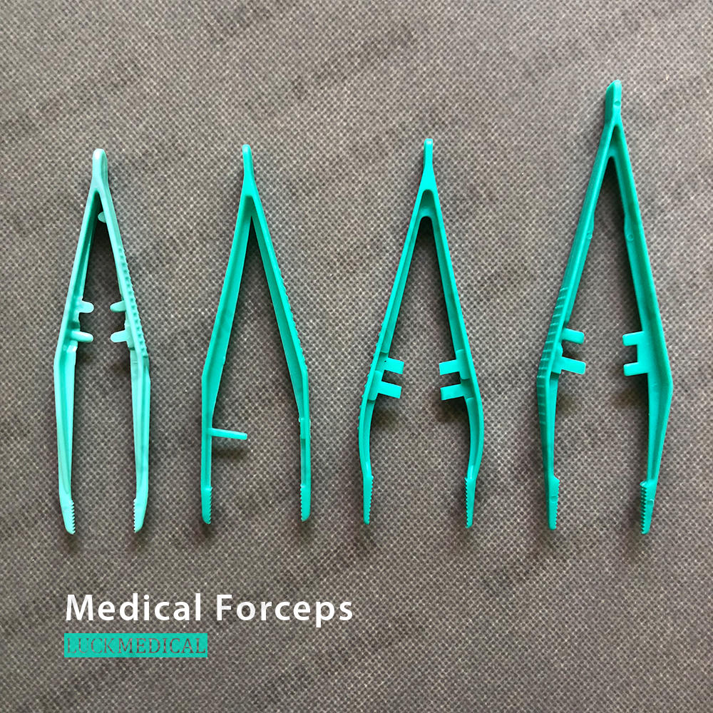 Main Picture Medical Forceps Green18