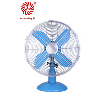 12-дюймовые металлические охлаждающие настольные вентиляторы с медным двигателем