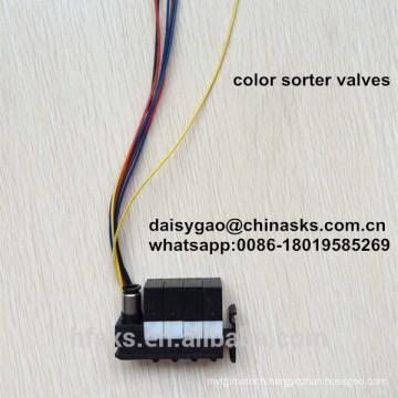 Good quality ,Best service, OEM Daewon Color Sorter valve
