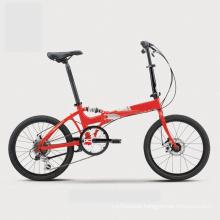 "20"" 6s Aluminum Alloy Folding Children Bike"