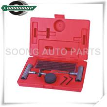 27 PCS Kits de Reparação de Pneus de Carro Kit de Reparação de Punção de Pneus Sem Tubo