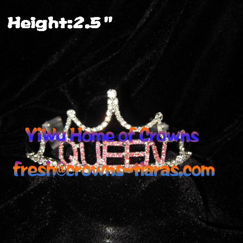 2,5 In QUEEN Kronen und Tiaras