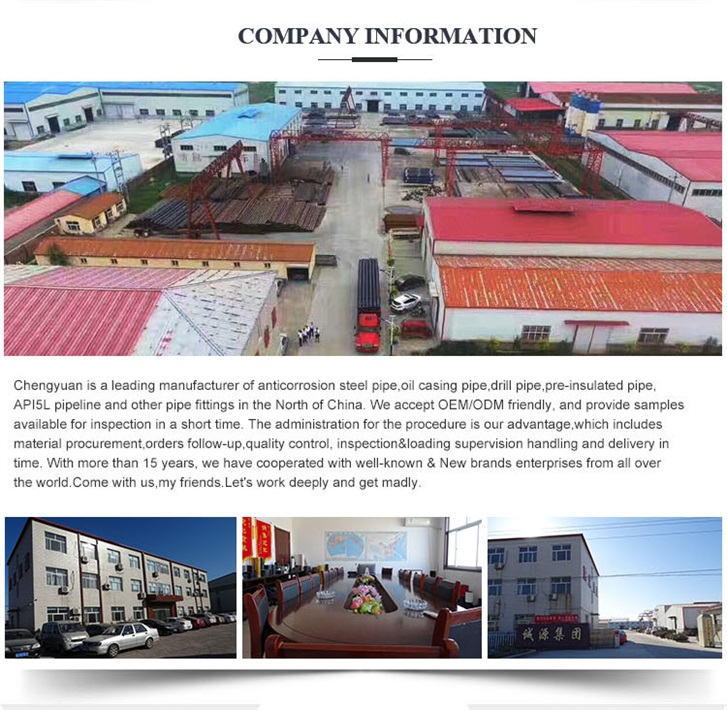 oil casing company information