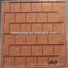 Фошань красный пейзаж пластиковые мозаика плитка сетки прессформа для производство