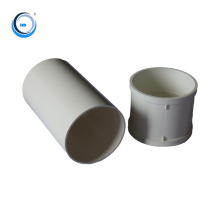 Good quality white clear pvc pipe and fittings plastic coupling