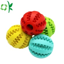 Hundezähne Reinigung Toy Ball Silikon Pet Ball