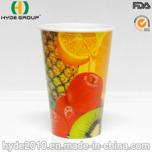 12oz Cold Beverage Paper Cup with Lid (12 oz)