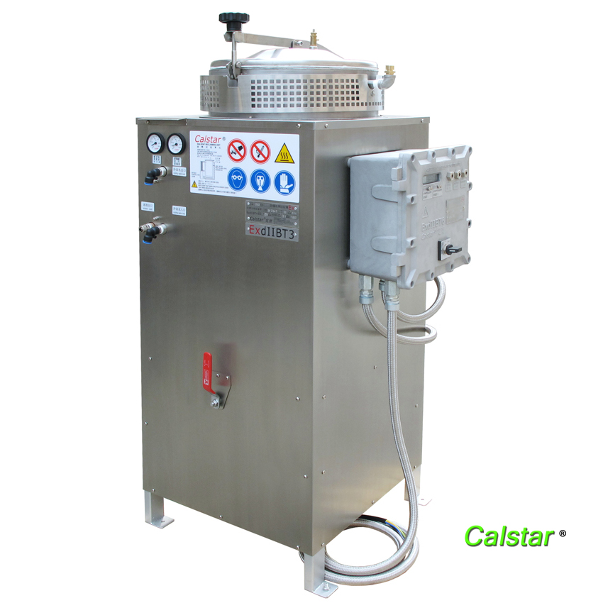 Solvent Recovery Machine in Pharma Industry