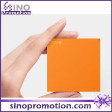 Telefon Zubehör Neueste Slim Square Custom Battery Power Bank