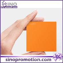 Acessórios para Celular Últimas Slim Square Custom Battery Power Bank