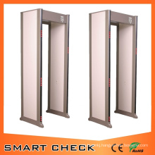 33 Zones Walk Through Metal Detector Door Frame Metal Detector