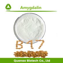 Anti-Cancer Bitter Almond Extract Amygdalin 98% Powder