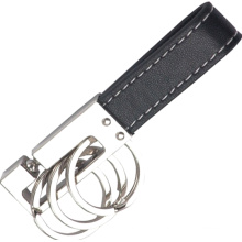 Bespoken Leather Key Chain for Promotion Gift (m-LK02)