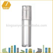 Rouleau de déodorant plastique étiquette privée sur emballage bouteille de cosmétiques