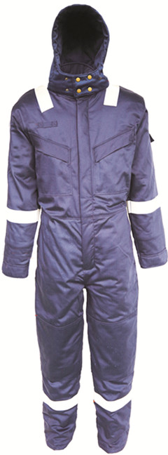 Fe Padded Coverall