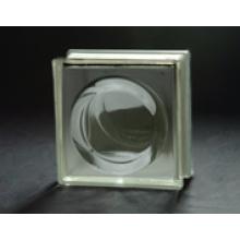 190 * 190 * 80mm Alpha Glas Block mit AS / NZS 2208