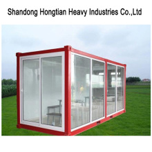 prefabricated steel structure container house