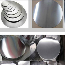 Para hilar buena superficie O círculos de aluminio.