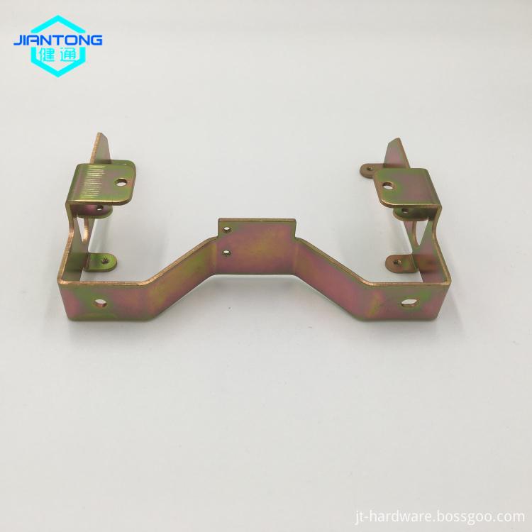 precision plug parts stamping sheet metal stamping design