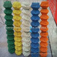 PVC beschichtetes Kettenglied Fencing Mesh