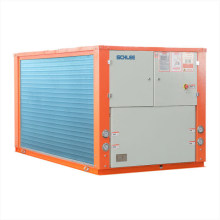 R410A/R22 Industrial Glycol Cooling Air-Cooled Water Chiller with Copeland/Danfoss/Daikin Compressor