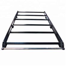Porte-bagages de toit d'auvent pleine grandeur en aluminium