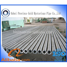 Precision seamless A106 cold rolled steel pipe and tubes