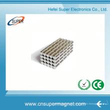 N40 aimants forts de cylindre de néodyme