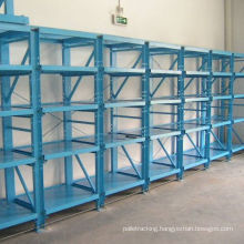 Standard Pallet Steel Mould Holder Racking