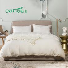 2018 чистого 100% бамбука на заказ постельное белье искусственный шелк мягкая ткань постельных принадлежностей