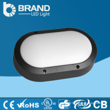 Aluminum IP65 Outdoor Oval Wall Pack LED Bulkhead Lights Garden LED Light Bulkhead