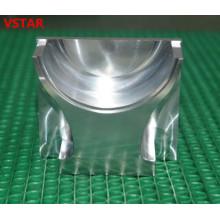 Piezas mecánicas de aluminio que trabajan a máquina modificadas para requisitos particulares del CNC de la alta precisión Vst-0963