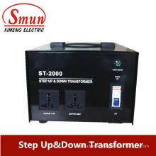 5k Step Down Transformer 230V -110V, Step up 110-230V Power Transformer