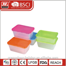 High quality food containers freezer microwave disposable