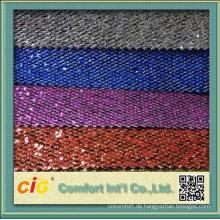Chinesisches Mode-Glitter PU-Leder für Tasche oder Dekoration